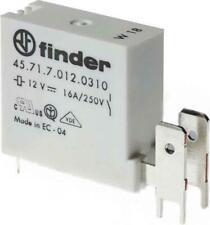 50 Stück Finder Relais 45.71.7.009.0310 IP40 Schaltrelais 457170090310 Relais