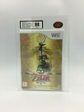 Legend of Zelda:Skyward Sword Limited Edition Wii PAL NEW UKG Graded 90 MT GOLD!