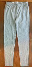 GAPKids Girl size 10 (L) Gray Colored Elastic Waist Graphic Stretch Pants