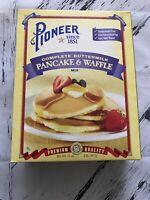 Pioneer Complete Buttermilk Pancake & Waffle Mix 32 Oz