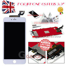 """For IPhone 6S Plus 5.5"""" White LCD Digitizer Touch Screen Assembly Replacement UK"""