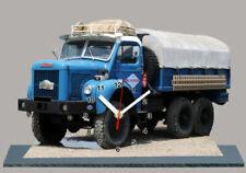 Camions miniatures bleus Berliet