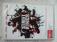 STREET KINGS KEANU REEVES,FOREST WHITAKER,,HUGH LAURIE DVD MA R4