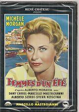 """DVD """"Femmes d'un été"""" Michele Morgan    NEUF SOUS BLISTER"""
