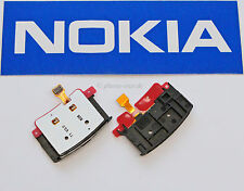 ORIGINALE Nokia 6500s 6500 Slide tastiera scheda elettronica bottom KEYMAT support 0269834
