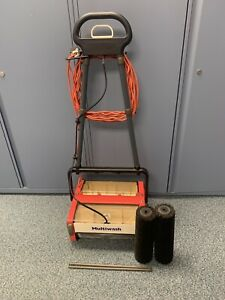 Truvox multiwash Mw340 Floor Machine Scrubber Drier Scrubbing Machine Agitation