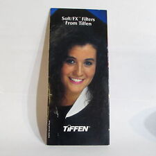 Used Tiffen Soft/FX Filters Guide Borchure Diffusion Softening O40706
