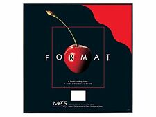 Mcs Format Frame 4x4 Black (Same Shipping Any Qty)
