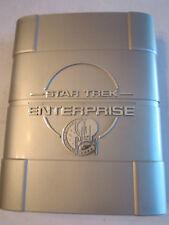 2005 Star Trek Enterprise Season 1 - Cd Box Set -Star Trek Container - Mint