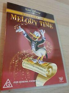 Walt Disney Collection Melody Time (1948) DVD Region 4