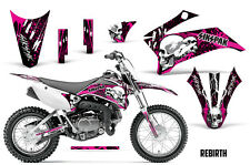SIKSPAK Yamaha TTR110 Graphic Kit Sticker Wrap Bike MX Decals 11-16 REBIRTH PINK