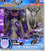 New Takara Tomy Transformers Go! G13 Hunter Shockwave From Japan