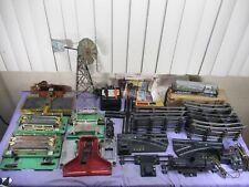 Vintage Lionel & American Flyer O Scale Train Tracks Set Pieces Parts HUGE LOT +