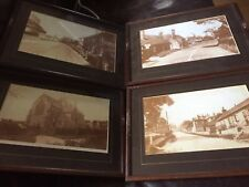 Turners Hill Framed Photos J Greig X 4