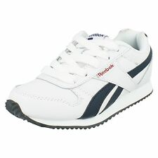 e8058a885dc Boys Reebok Royal CLJogger Lace Up Sports Casual Wear Trainer Walking Shoes