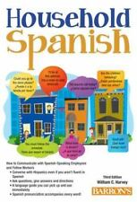 Household Spanish: How to Communicate with Your Spanish Employees (Paperback or