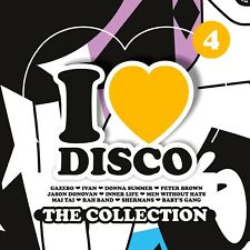 I LOVE DISCO COLLECTION Vol.4-2CD