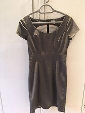 H&M Formal Grey Pinafore Dress :) Size 8