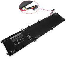 New 6-Cell 97Wh Extended Battery for Dell XPS 15 9560 9570 Laptop GPM03 6GTPY