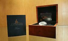 Richtenburg Automatic R10600 Torero Schwarz Watch Mens New In Box