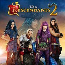 DESCENDANTS 2 CD - ORIGINAL TV MOVIE SOUNDTRACK (2017) - NEW UNOPENED - DISNEY
