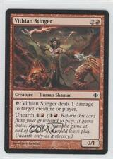 2008 Magic: The Gathering - Shards of Alara #120 Vithian Stinger Magic Card 0b4