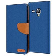 Schutz Hülle Für Samsung Galaxy S3 Mini Flip Case Handy Tasche Klapp Cover Etui