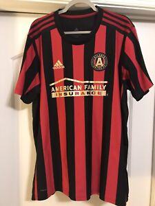 Adidas Atlanta FC soccer jersey -  Size XL