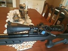 Discovery Air Rifle Scope 4x16x44 SF SFP MIL side