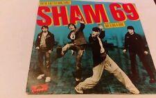 "SHAM 69 – YOU'RE A BETTER MAN THAN I / GIVE A DOG A BONE  7""vg nm"