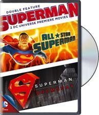 Dcu Superman Double Feature [New DVD] 2 Pack, Eco Amaray Case