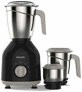 Philips HL7756/00 750 W Mixer Grinder ( Black , 3 Jars )-pHL