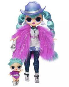 LOL Surprise 561804 OMG Winter Disco Cosmic Nova & Sister New