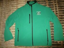 Saskatchewan Roughriders CFL Canadian Football League Jacket XL mens