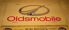 Advertising Dealership Metal License Plate Auto Dealer New Logo Oldsmobile