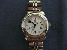 #387 VICTORINOX ladys date quartz watch