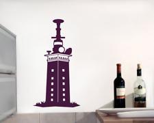 Leuchtturm Helgoland Wandtattoo  25 Farben 8 Größen Wandaufkleber