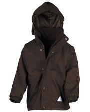 Manteaux, vestes et tenues de neige imperméables marrons pour garçon de 2 à 16 ans Hiver