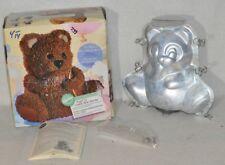 2000 Wilton 3-D Stand-Up Cuddly Baby Panda Bear Cake Pan Set 2105-603