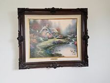 art by thomas kinkade Everett' cottage
