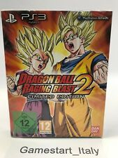 DRAGON BALL RAGING BLAST 2 LIMITED EDITION - PS3 PAL BRAND NEW SEALED VERY RARE