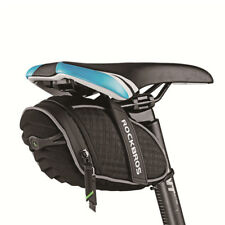 RockBros Bicycle Rear Seat Bag Saddle Tail Storage Bag