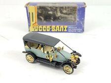 Vintage Russo-Balt Diecast Car C24-40 Made in USSR Original Box 1:43 A3 EXC COND