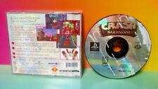 Crash Bandicoot (Sony PlayStation 1, 1996) ps1 Rare Tested and Plays Perfectly