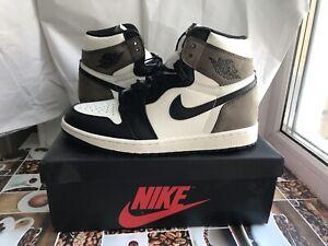 NEW - Nike Air Jordan 1 Retro High Dark Mocha - Size 9.5US