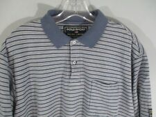 Polo Sport Ralph Lauren Men's Size Large Short Sleeve 100% Cotton Polo Shirt
