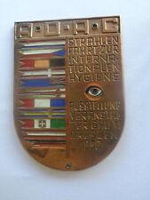 PLACCA ADAC Viaggio raggi 1930