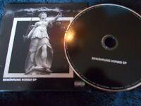 """Fler - Bewährung vorbei EP CD """"Neuauflage"""" aus Epic Box"""