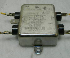 Corcom AC EMI Line Filter, # 2VK1, 2A, 120/250V, 50-60Hz, Used, Warranty