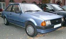Ford escort mk 3, 1980 sur-cuivre frein tuyau set